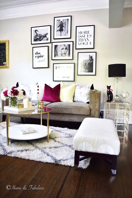 1000 Idee N Over Chic Living Room Op Pinterest Gezellige