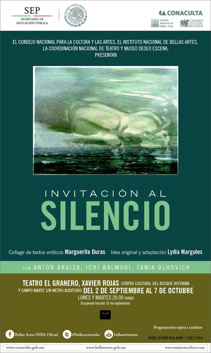 Invitación al silencio