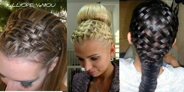 See some examples of this impressive braid and watch the three video tutorials to learn how to do it!