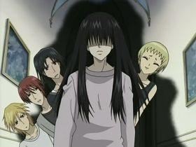 the wallflower anime sunako chibi   JK's Wing: The Wallflower anime review