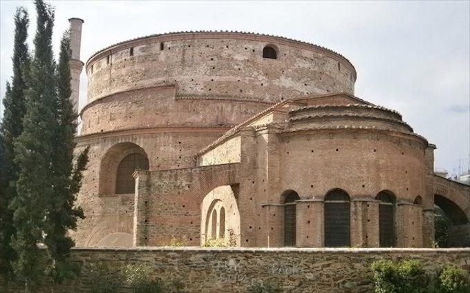 Φύλακας και διαχειριστής της Ροτόντας της Θεσσαλονίκης είναι κατ' αποκλειστικότητα η Αρχαιολογική Υπηρεσία του Υπουργείου Πολιτισμού