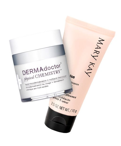 Mary Kay's Microdermabrasion was voted #1!!!! And it beat out a product that costs a whopping $179!!! Message me to try it! www.marykay.com/nahernandez 11 Best At-Home Microdermabrasion Products