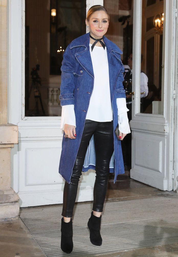 211 Best Images About Olivia Palermo Style On Pinterest Coats Olivia D 39 Abo And Olivia Palermo