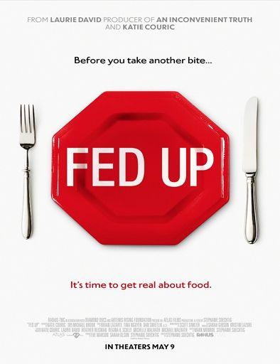 Fed Up. Documental sobre la epidemia de obesidad en Estados Unidos y el papel de la industria alimentaria en el agravamiento de la misma.