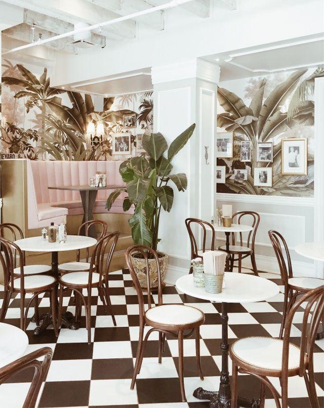 Vsco Restaurant Scene Montreal Tonoariki Cafe Interior Design Cafe Interior Interior Design