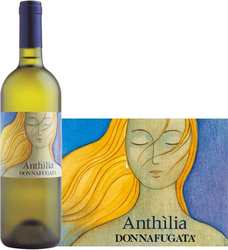 Donnafugata - Anthilia Catarratto Ansonica - Fresh and Mediterranean, this white wine is fruity and floral, round and elegant. An ideal daily companion, we recommend it as the wine of choice for summer. +213298 SPEC