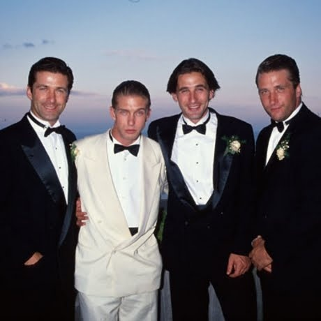 Brothers - Alec, Stephen, Billy, and Daniel Baldwin