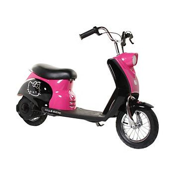 Hello Kitty® Electric City Scooter