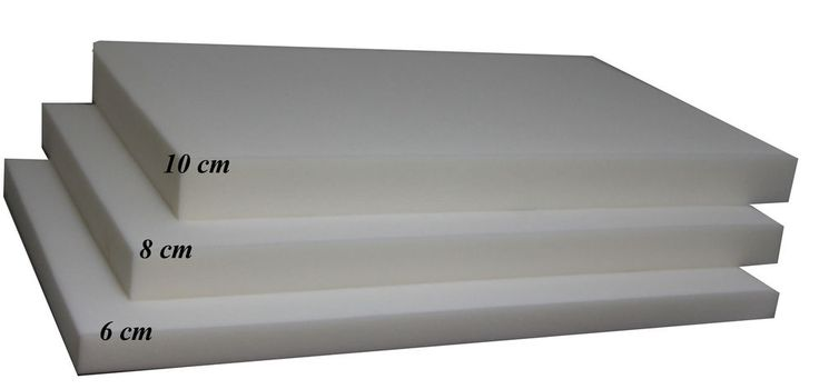 Schaumstoff Polster Polsterschaum Schaumstoffplatte für Palette Auflage 120 x 80 in Möbel & Wohnen, Möbel, Sitzbänke & Hocker | eBay!