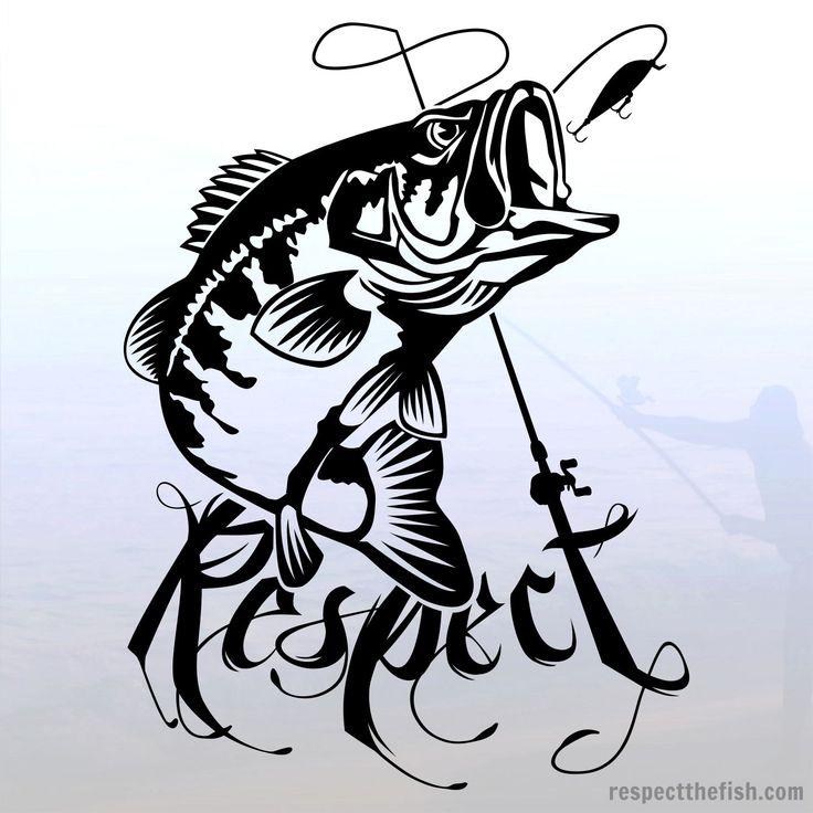 начинается картинки рыбалка трафарет картинка