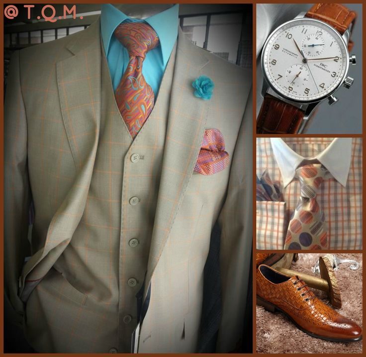 SUNDAY/SPECIAL OCCASION STYLE: Unknown(Suit)-ICW(Watch)-Steve Land(Shirt/Tie Option)-Ali Express(Shoes)