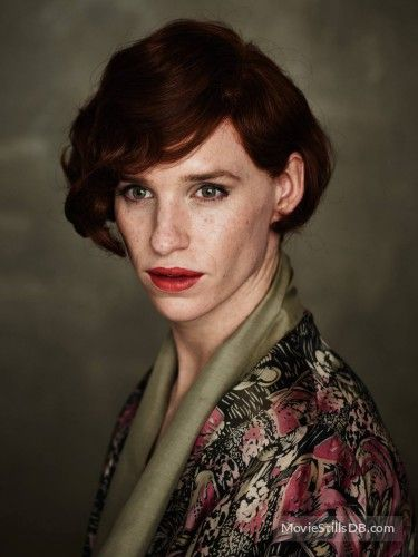 Eddie Redmayne looks better in either gender than I do in any lol this is such an injustice