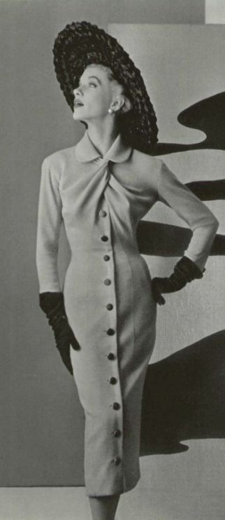 Jacques Fath Dress, 1955