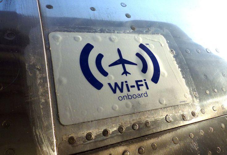 Wi-Fi en vuelos internacionales desde marzo