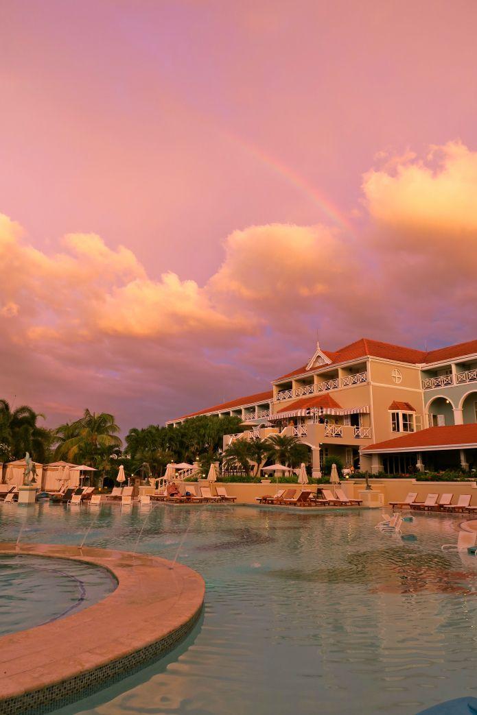 Sandals Ochi Beach Resort in Jamaica