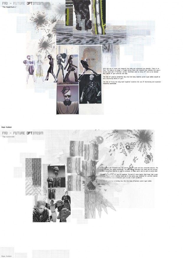 Fashion Portfolio layout - knitwear design development with fashion illustrations & textiles research - fashion sketchbook; fashion design // Hope Hudson