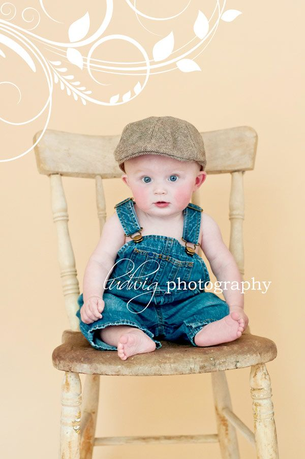 6 mo baby picture