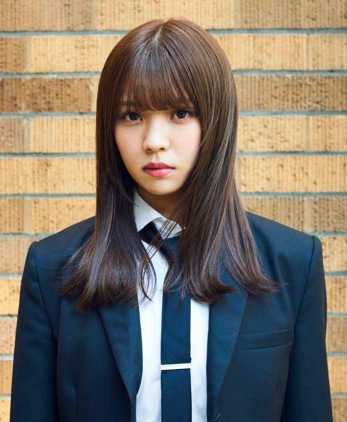 【欅坂46】5thシングル「風に吹かれても」公式プロフィール写真更新!漢字はスーツ、ひらがなは制服衣装に!