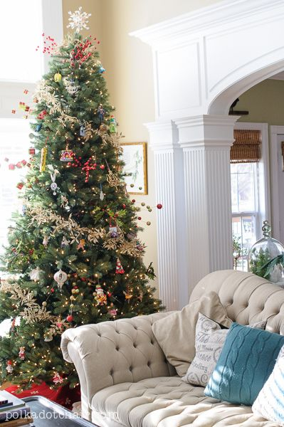 90 best christmas trees images on pinterest | christmas