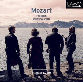 Den Klassiske cd-bloggen: Mesterlig Mozart