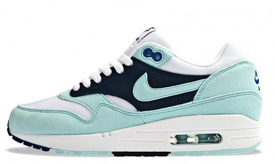 Nike Air Max 1 Mint Candy: Running Shoes, Airmax, Than White, Mint Air Max, Candy Obsidian, Air Max 1, Nikes, Nike Air Max, Whitemint Candyobsidian