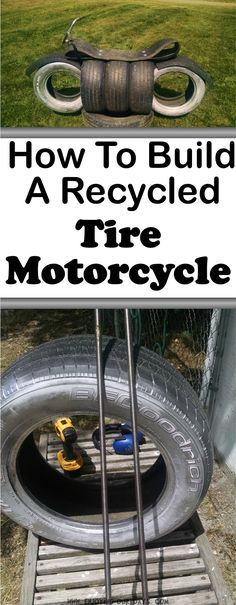 This is an awesome idea for how to recycle tires! It is a great outdoor project, it's fun for kids and will lead to a lot of summer fun! Thanks for pinning! via @jenniferspears9