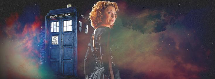 River Song Timeline Cover 03 by krissycupcake on DeviantArt -- River Song…