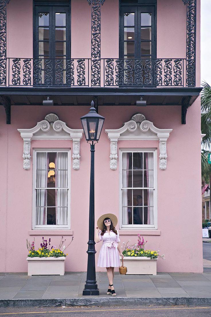 Pink Hotel // Charleston