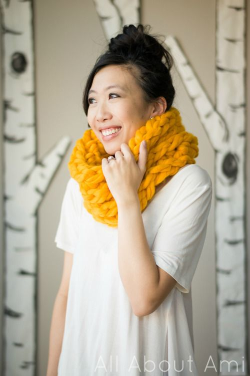 Crochet this cowl in only 15 min! - Free Pattern