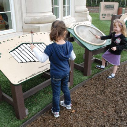 Musical Instruments For Out Of Doors (from Grounds For Play)