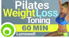 60 minute Pilates workout to tone your body and lose weight at home. ⦿ Calorie Burn: 220 – 450 ⦿ Frequency: do the workout 4 times a week – Lumowell Androi…