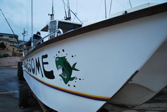 Deep Sea Fishing Yellowfin Tuna in South Africa | The Travel Tart Blog