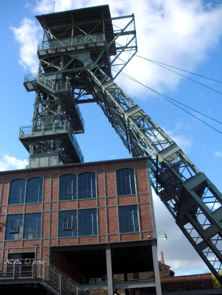 ♥ Ruhrgebiet/Ruhrpott ♥ Zeche Zollern - Gelsenkirchen ...
