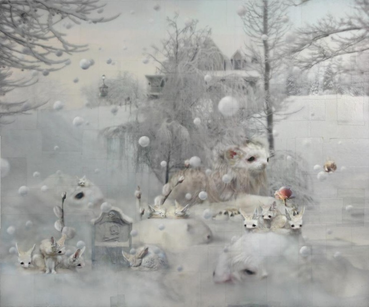 Chris Berens - Snow (2009)