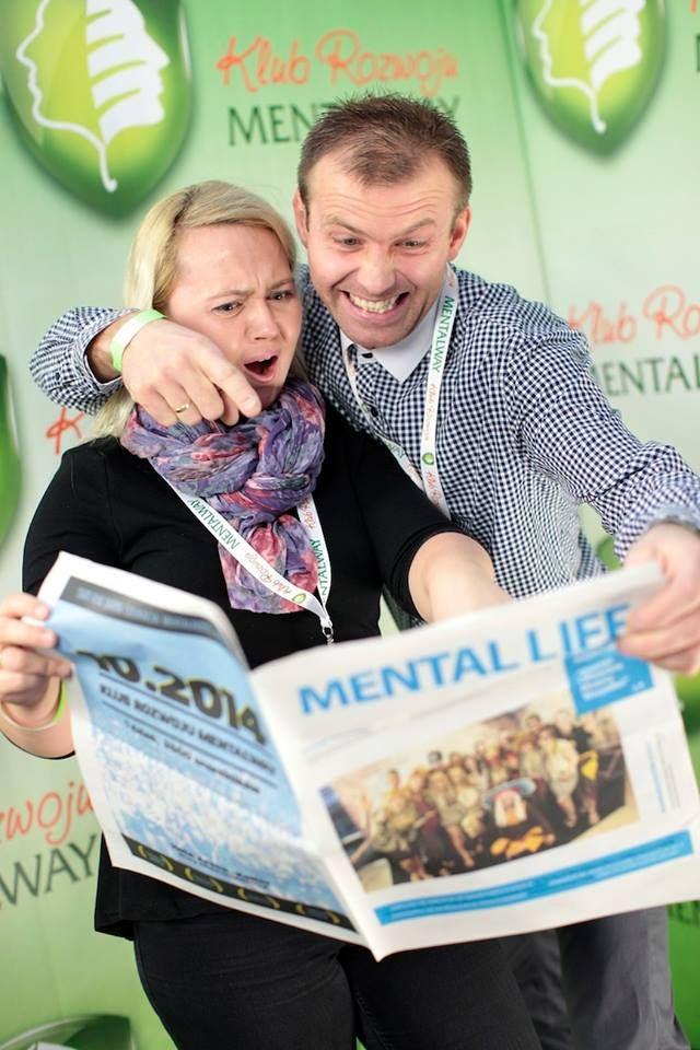 Ten rok będzie szaleństwem!   Uczestnicy oprócz wiedzy z gazety mogą zobaczyć co przygotowaliśmy dla nich w #2014 roku!   Wśród nich planowany październikowy Klub Rozwoju #MentalWay na 3 500 osób oraz...   #KRMW #MentalLife #Mental #Life