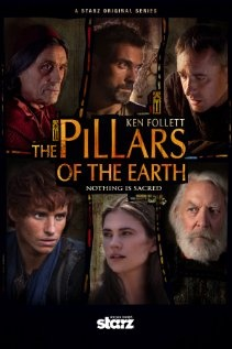 The Pillars of the Earth - This is my favorite all time book.  I have read it three times and saw the mini series.  Kent Follett is one of my favorite authors.