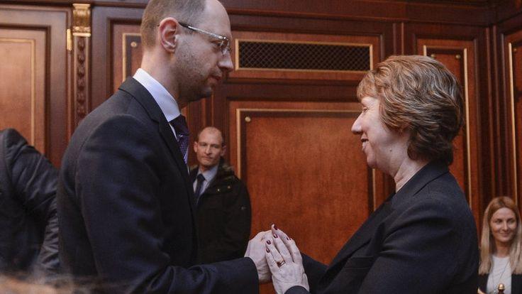 Franek i jego wędrówki: Ogłoszono kandydatów do nowego rządu Ukrainy - Wia...