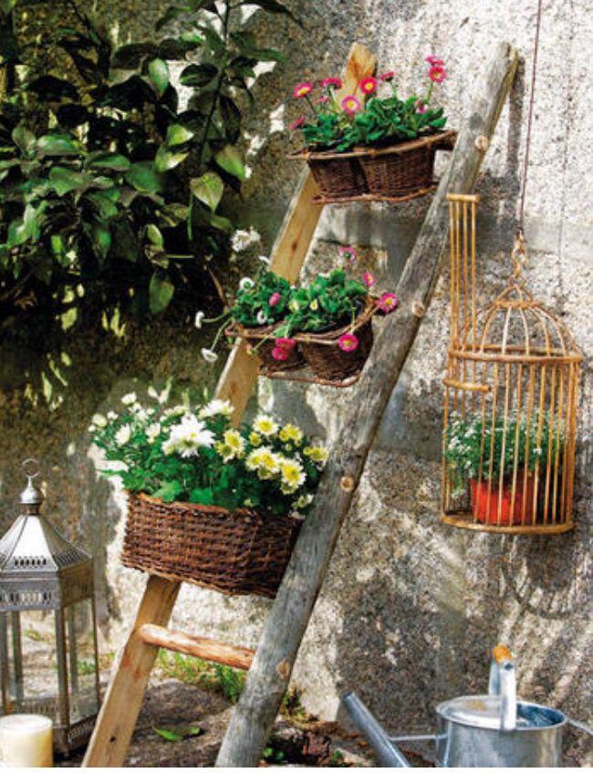 Oltre 1000 idee su scala da giardino su pinterest - Scala decorativa ...