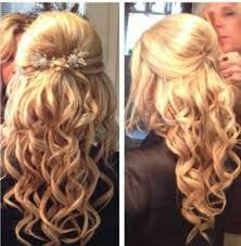 218 best half up half down images on pinterest bridal hairstyles