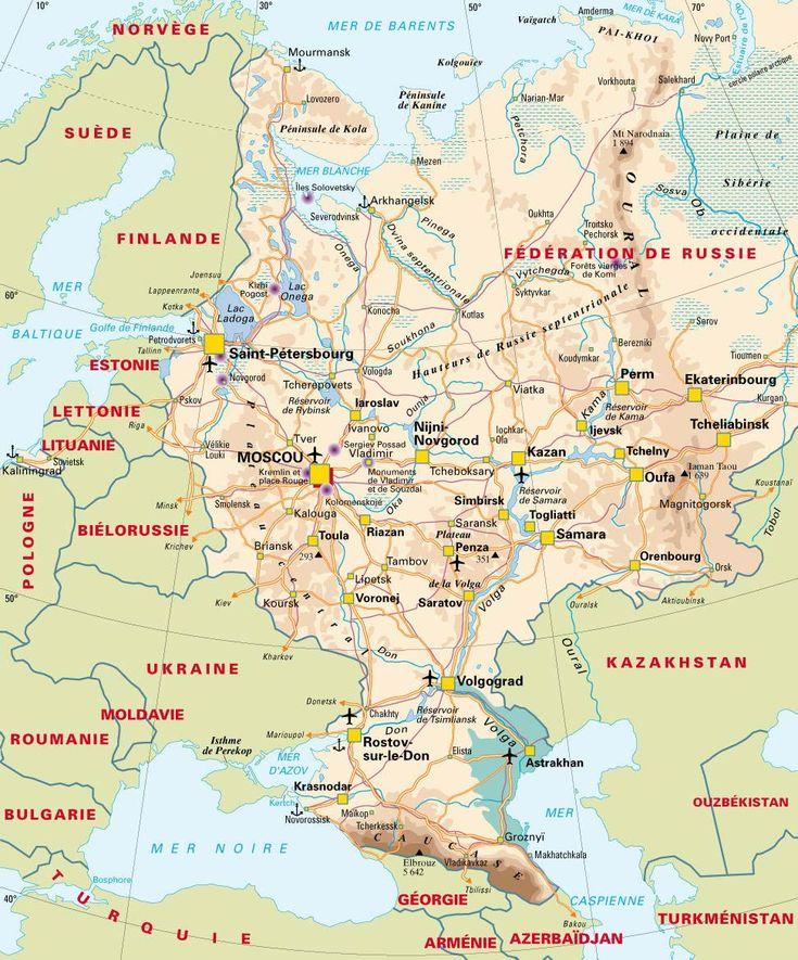 la Russie-europe