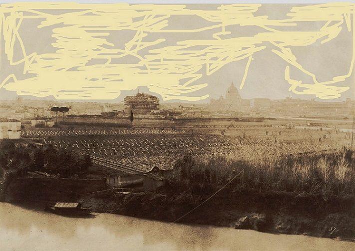 Prati di Castello Anno: 1852 ca