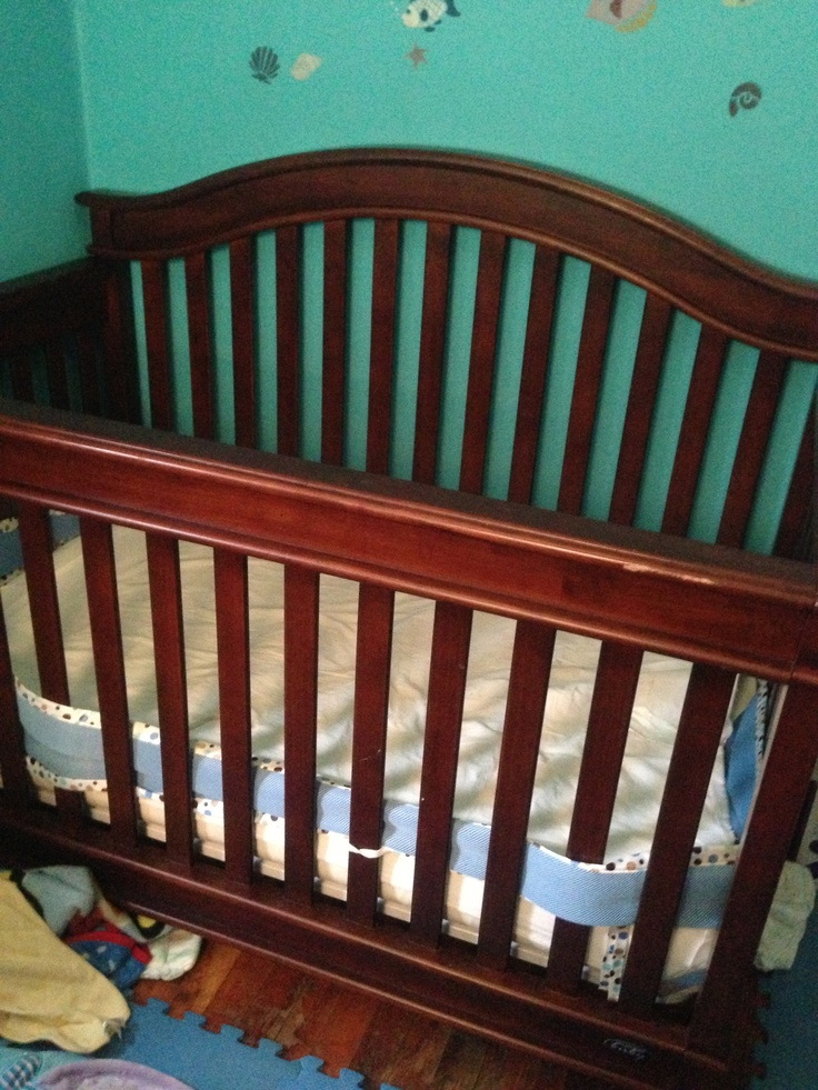 My toddler climbed/fell out of his crib! #toddlers (With ...