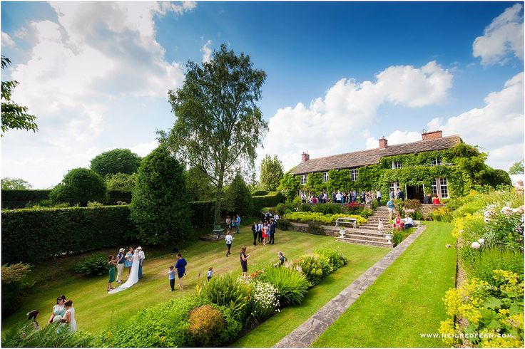 Hilltop Country House wedding photographs 04