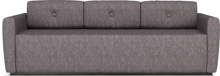 Bolia FOLD is a practical and comfortable sofa bed with a fold-out mattress that is simplicity itself. The functional design and easy access make it easy for you or your overnight guests to use the sofa.
