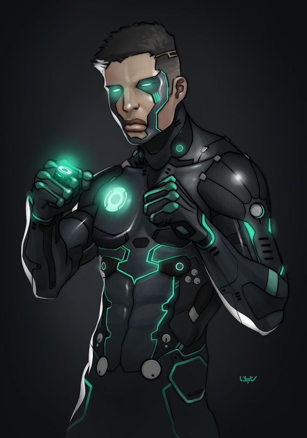 Green Lantern Beyond by Yvan Quinet
