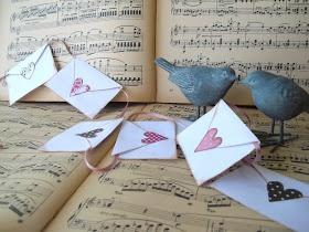 LillyTyll: Kärleksbrev