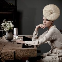 "Avi Malka ""Fashion-Hairstyles Collection 2010""<br><br><br>Top Art Style"