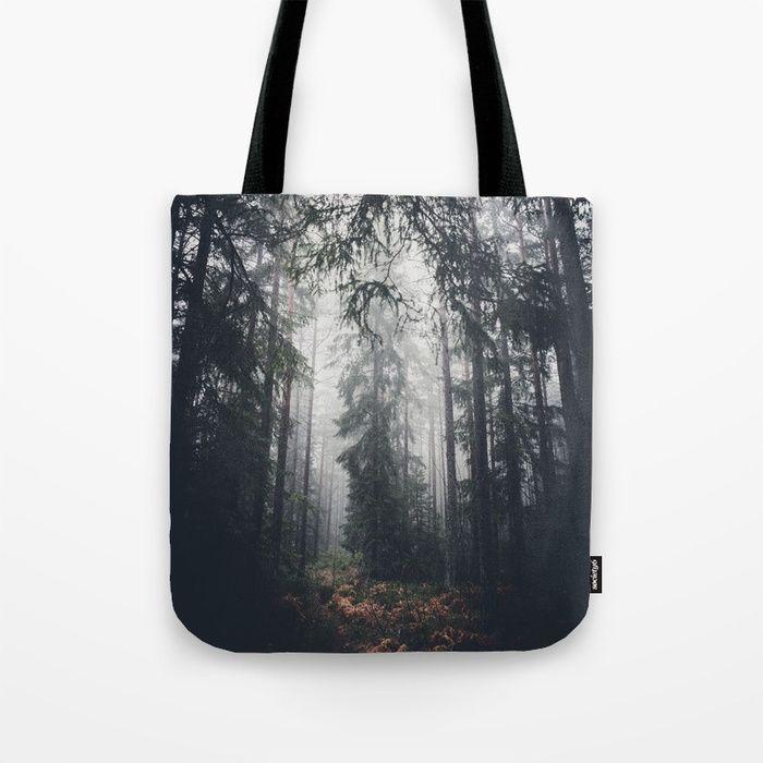 Dark paths Tote Bag by HappyMelvin | Society6