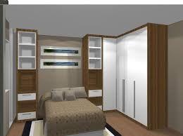 Resultado de imagem para moveis planejados para quarto de casal pequeno