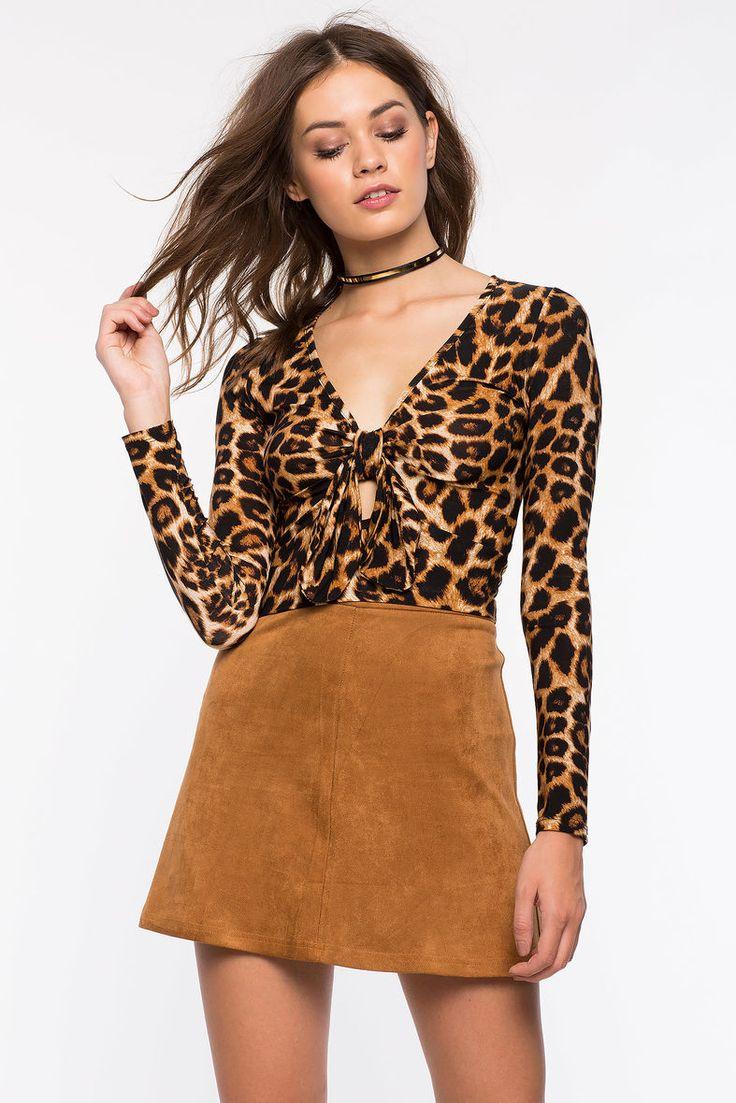 Леопардовый топ Размеры: S, M, L Цвет: коричневый с принтом Цена: 951 руб.     #одежда #женщинам #топы #коопт